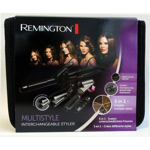 Remington S8670 Multistyle 5in1 Hairstyler Lockenstab...