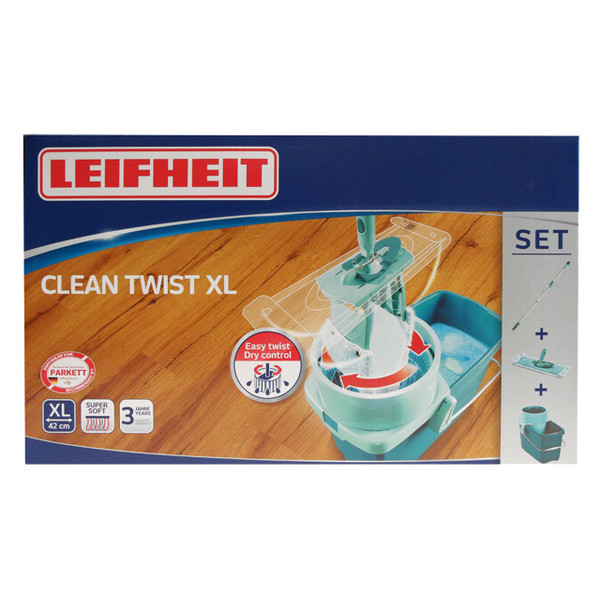 Leifheit 52015 CleanTwist System XL super Soft